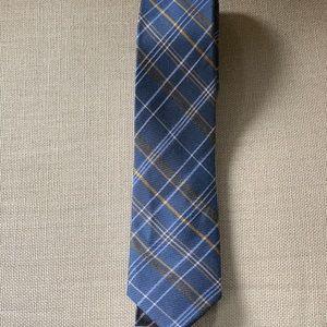 Black Lapel Men's Tie NWOT